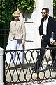 tilda swinton sandro kopp hold hands in venice 22