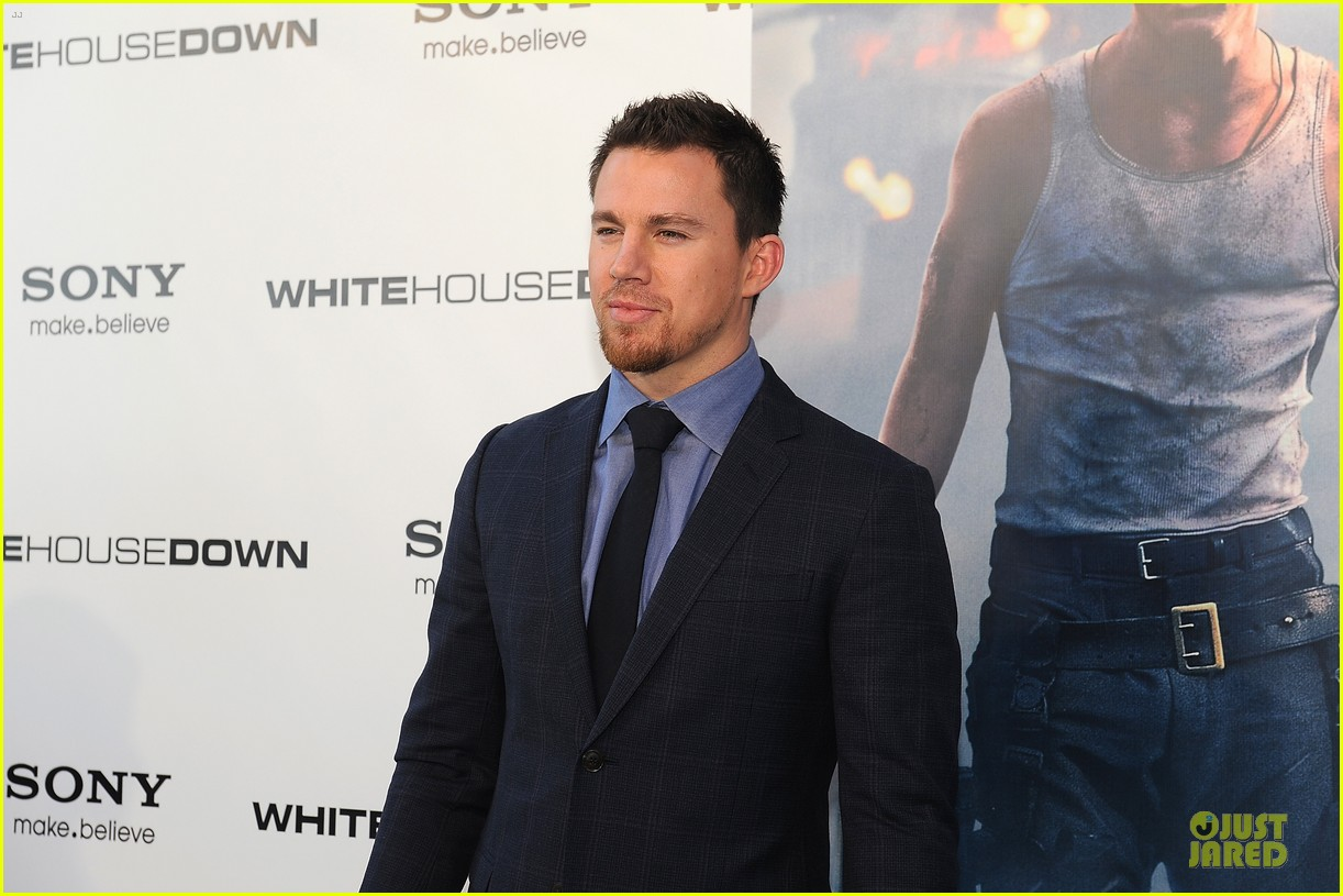 channing tatum jamie foxx white house down dc screening 20