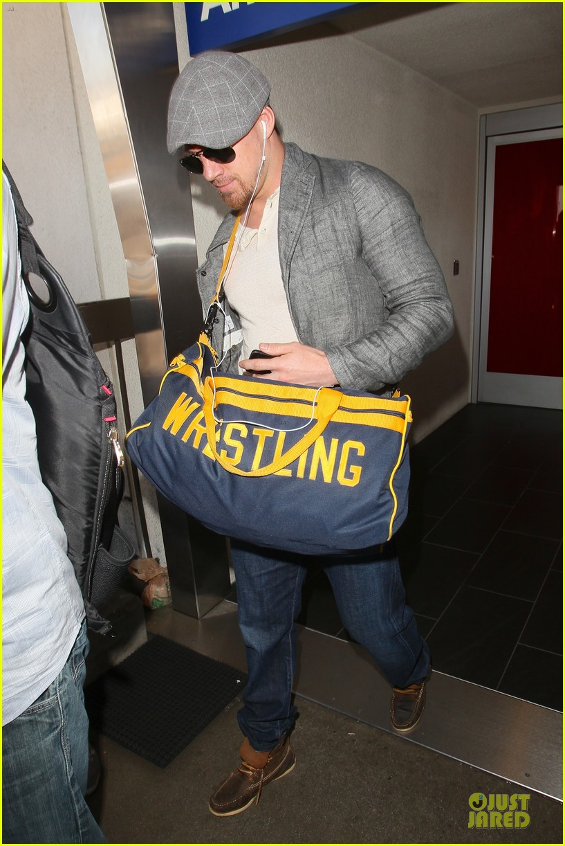 channing tatum jamie fox we love wrestling peace 10