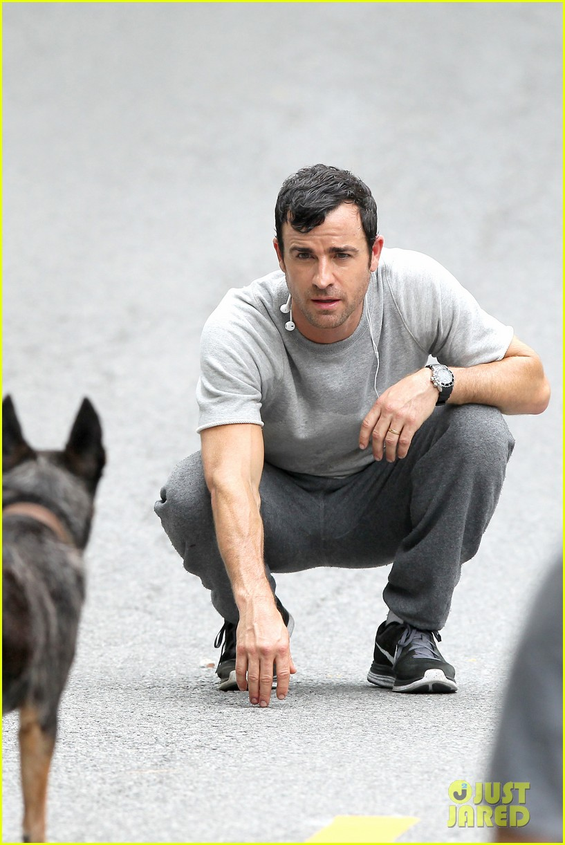 justin theroux begins filming hbo pilot leftovers 07