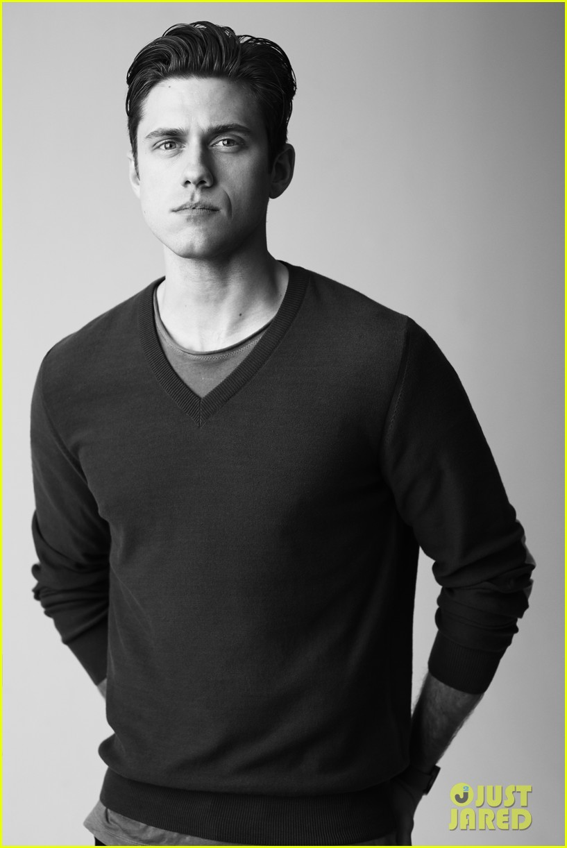aaron tveit mr porter photo shoot 02