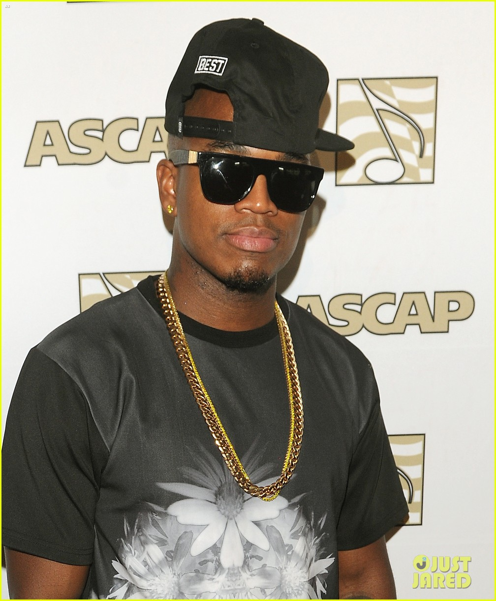 usher ne yo 2013 ascap rhythm soul music awards 05