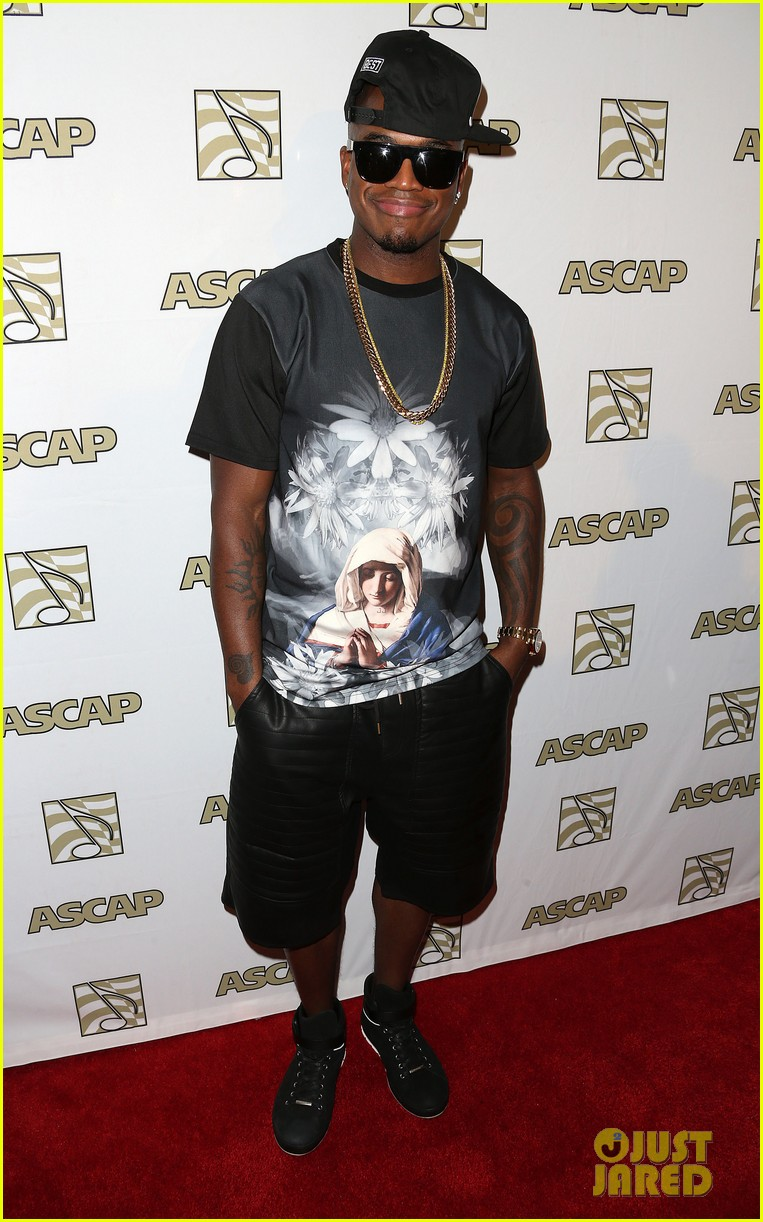 usher ne yo 2013 ascap rhythm soul music awards 08