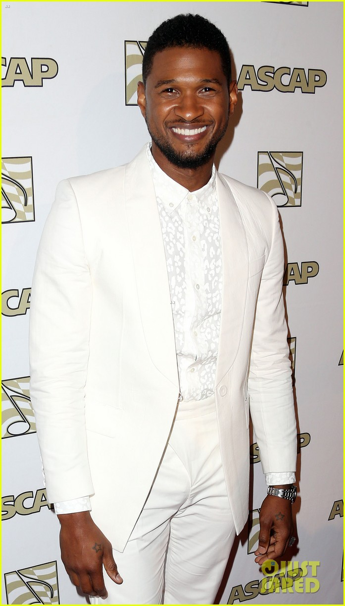 usher ne yo 2013 ascap rhythm soul music awards 092899868
