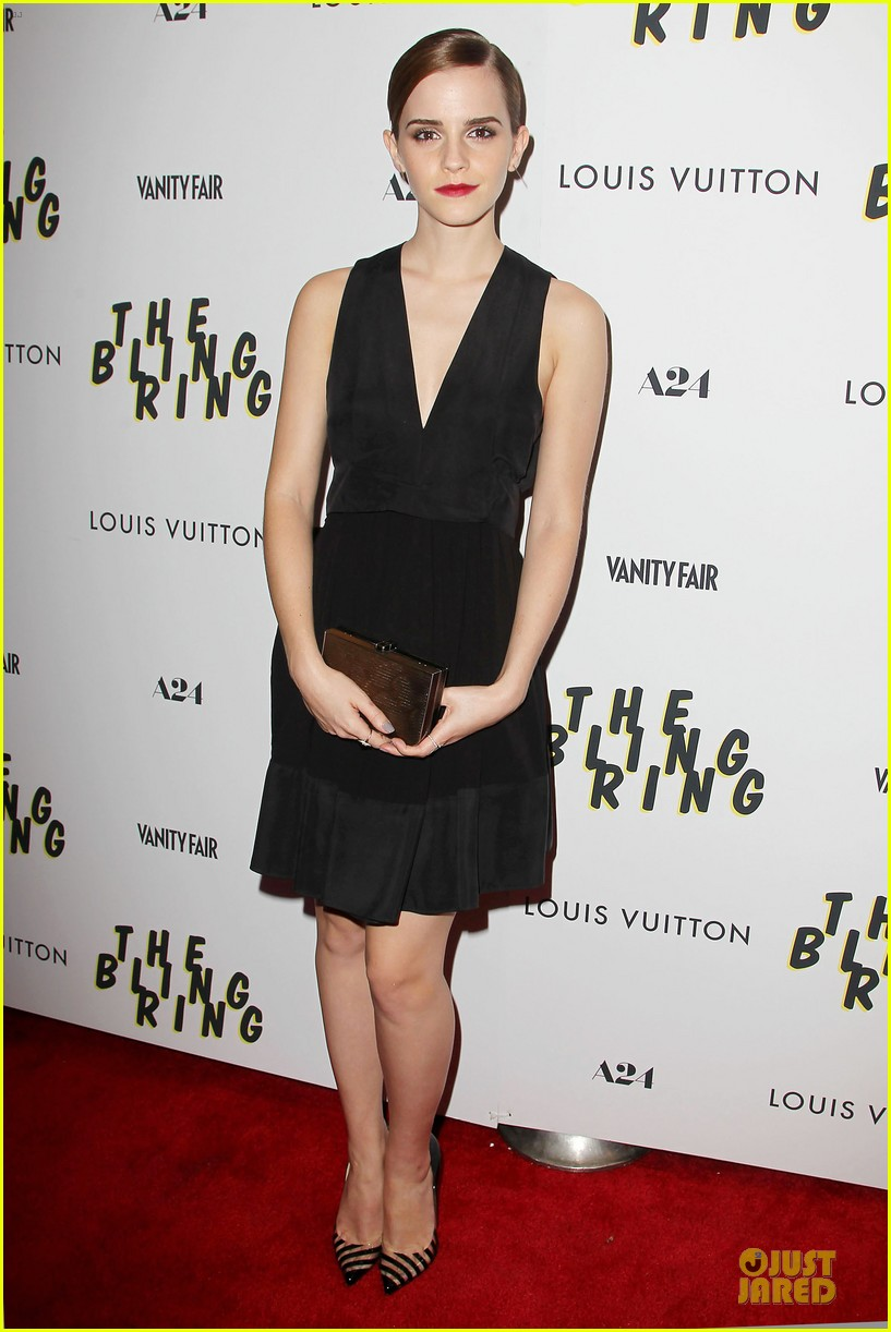 emma watson bling ring nyc screening 082889278