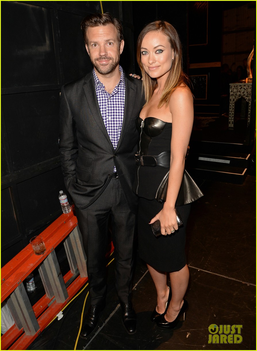 olivia wilde jason sudeikis guys choice awards 2013 05