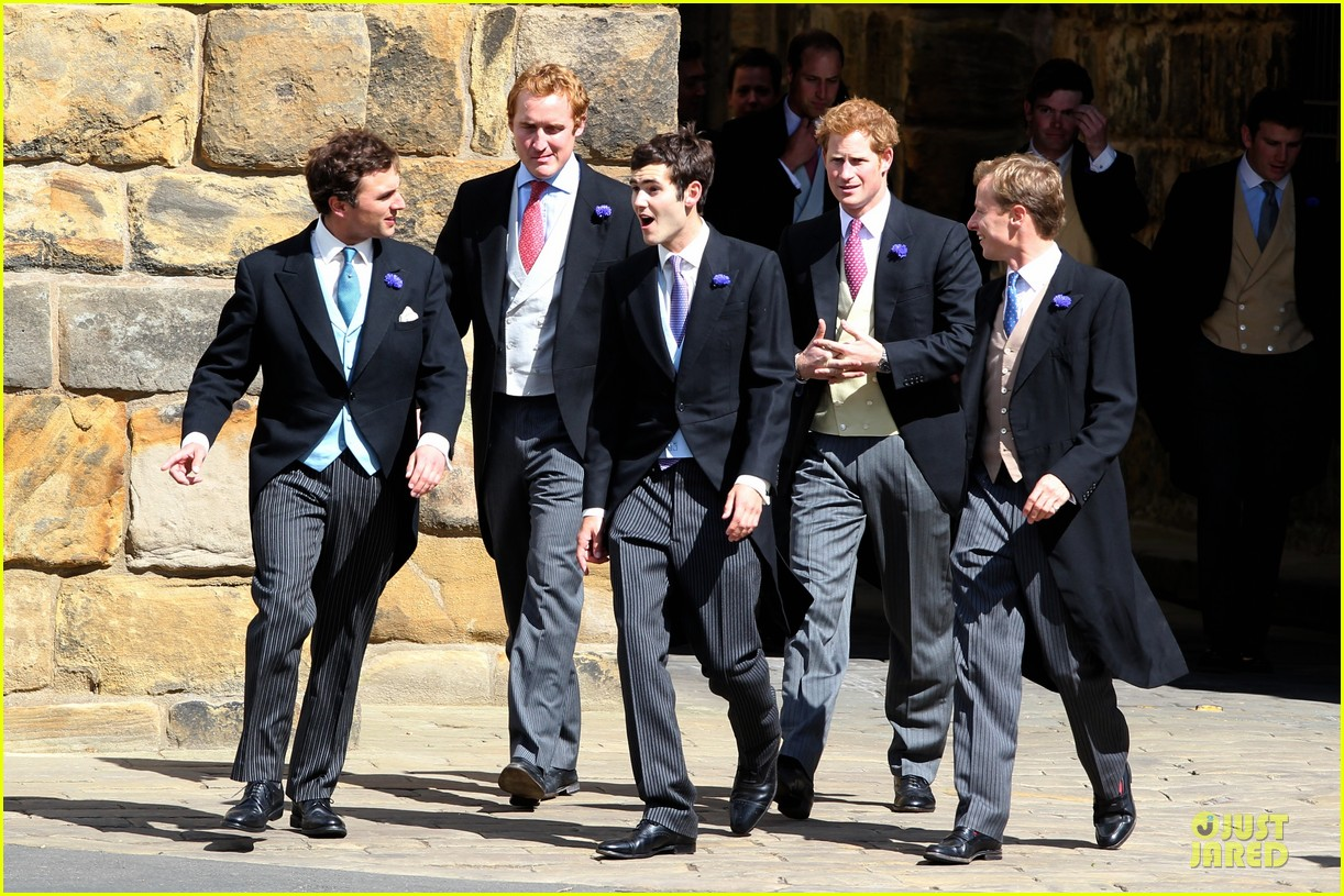 prince william harry lady melissa percy wedding with pippa middleton 06