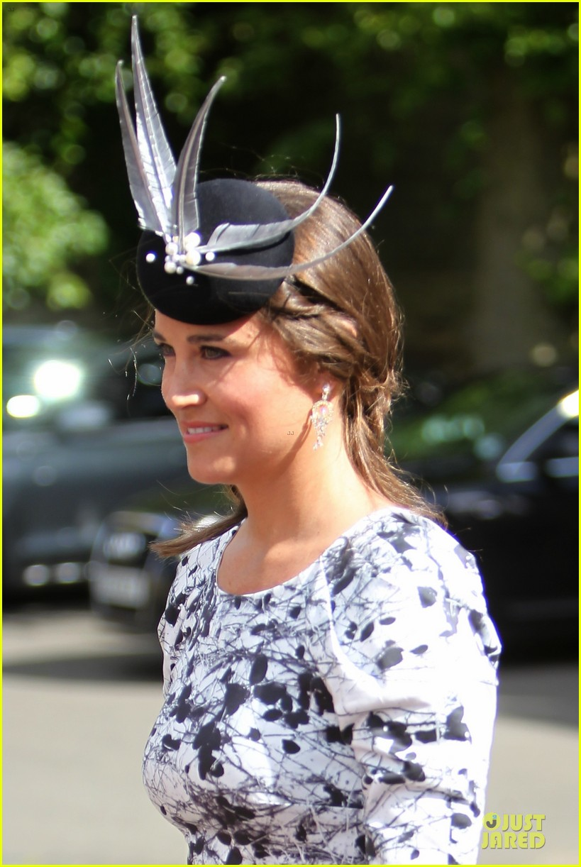 prince william harry lady melissa percy wedding with pippa middleton 092896281