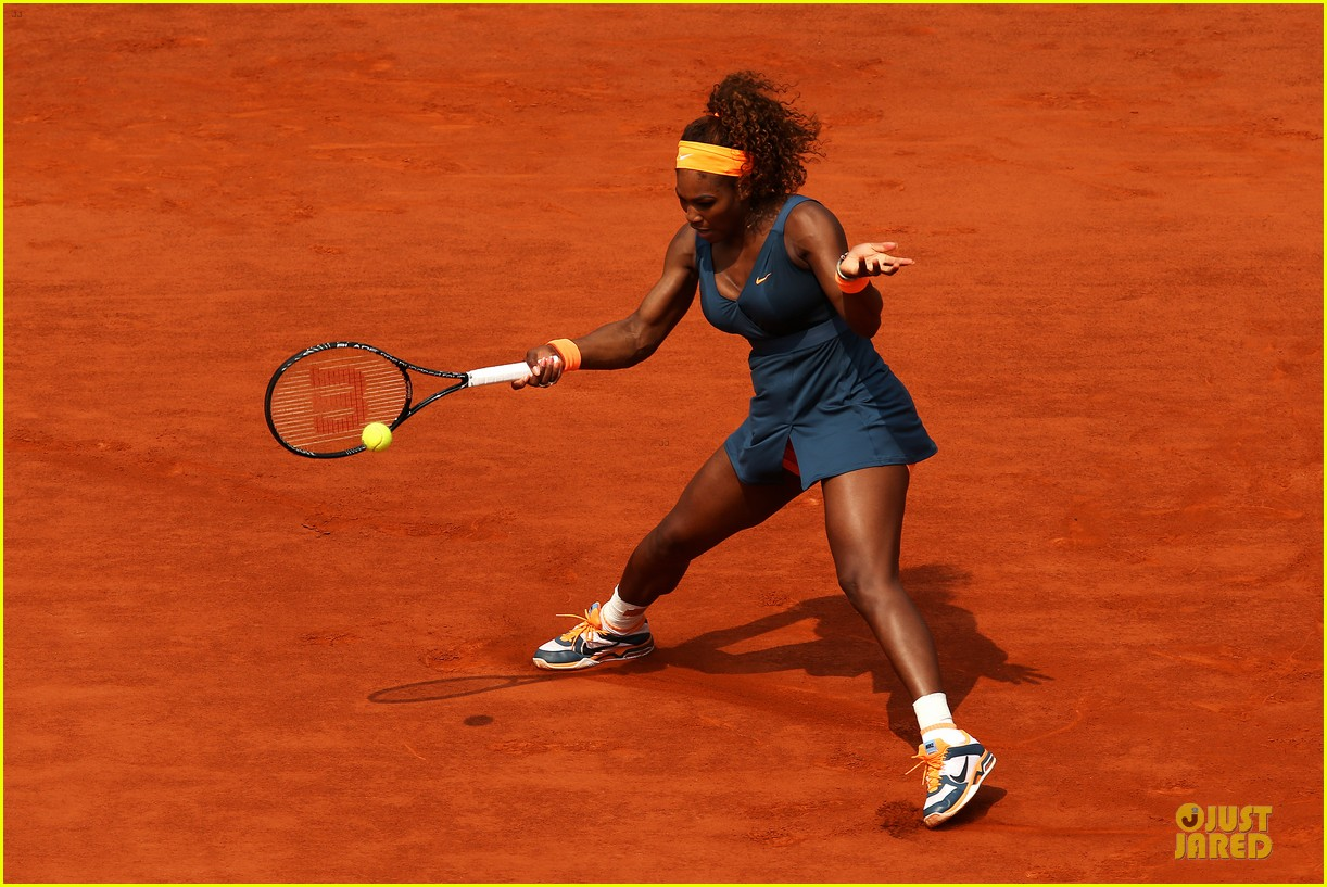 serena williams wins second french open after maria sharapova defeat 11