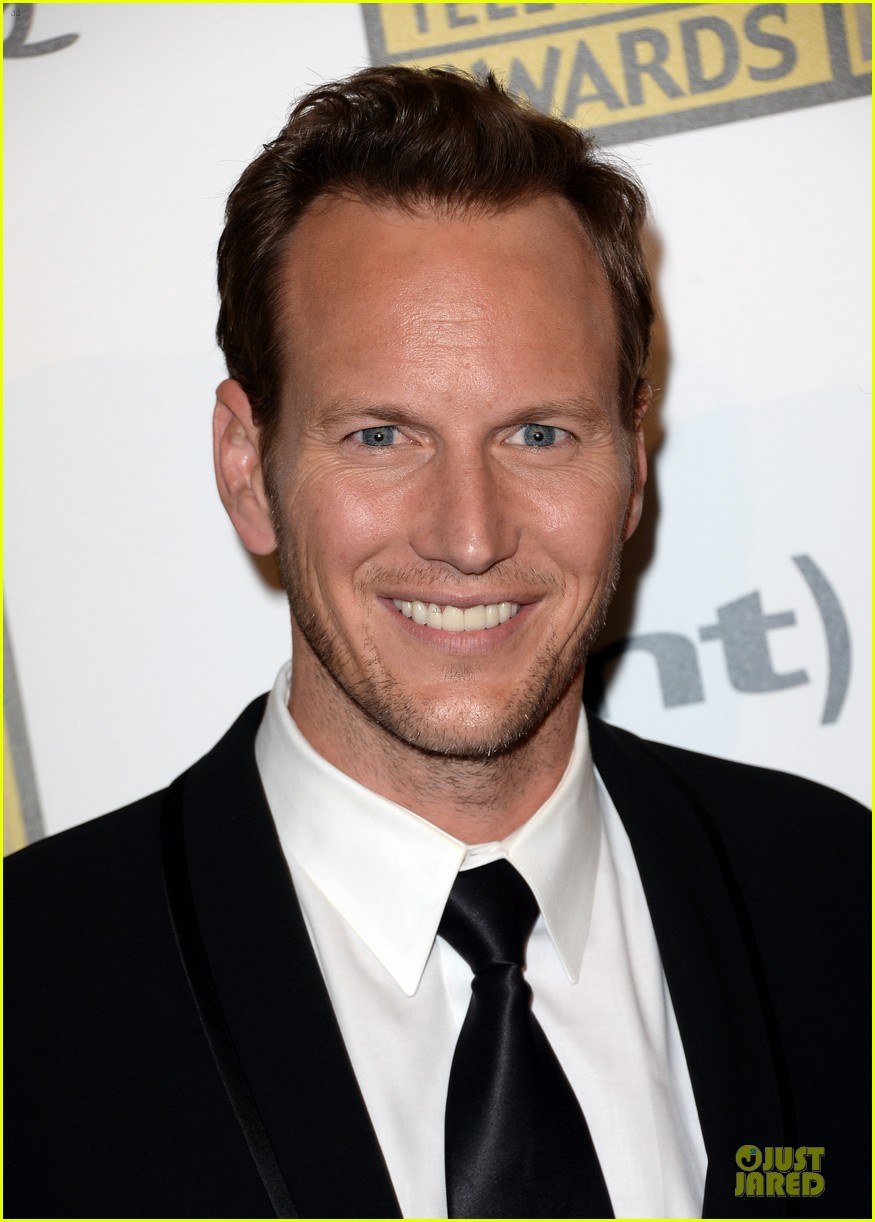 patrick wilson dominic monaghan critics choice television awards 2013 red carpet 02