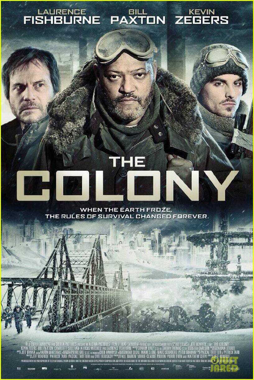 kevin zegers the colony official trailer poster 01