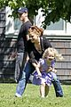 amy adams darren le gallo park date with aviana 01