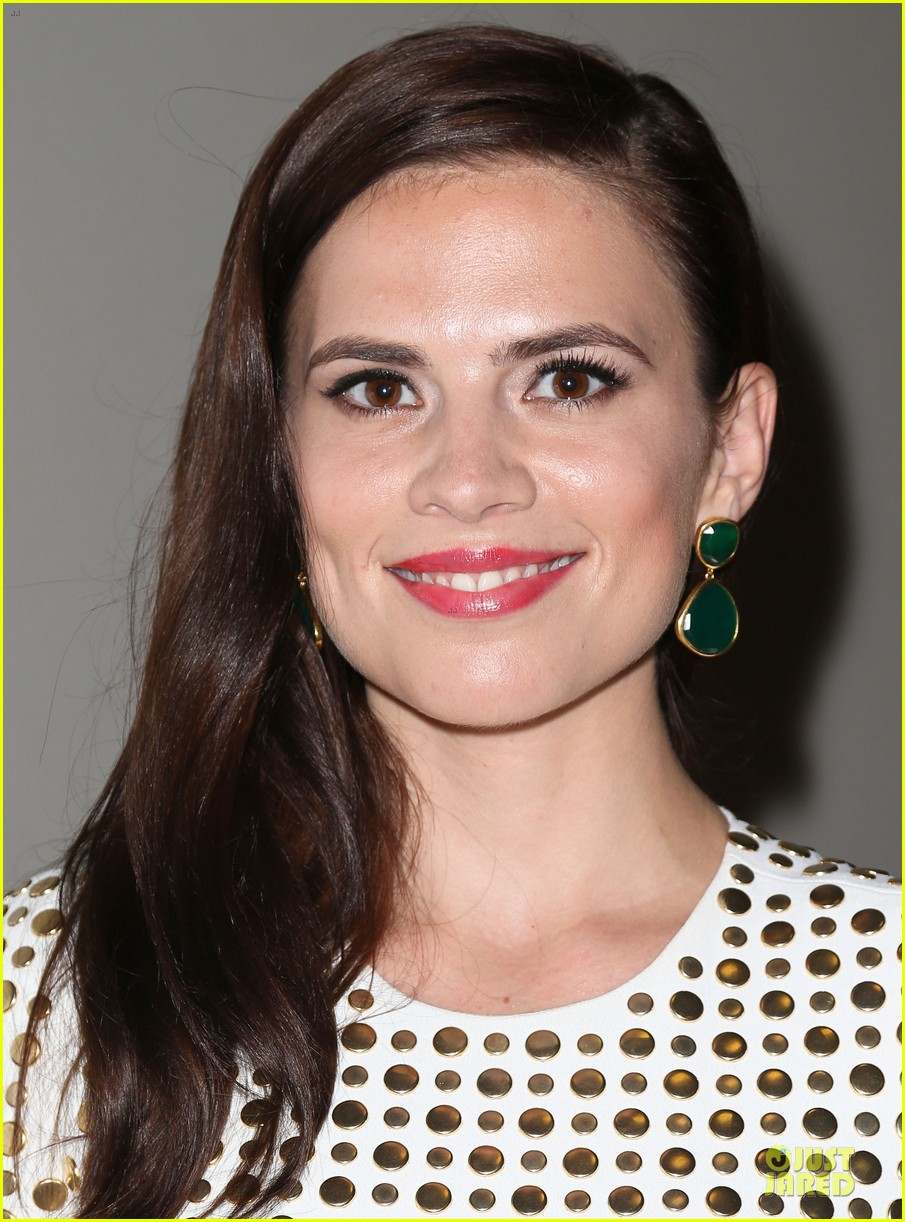 hayley atwell marvel one shot agent carter screening 08