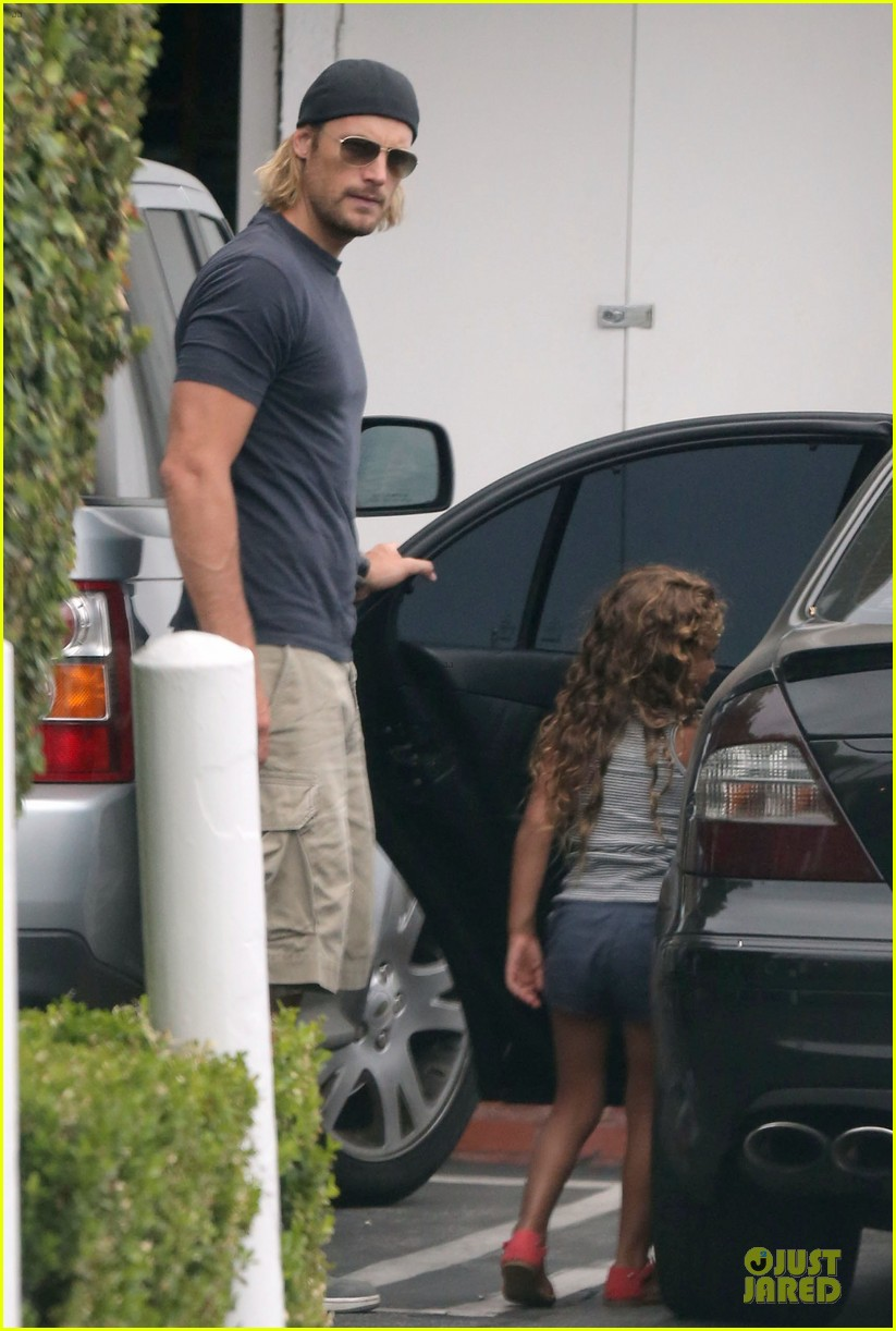 gabriel aubry nahla fred segal father daughter duo 012901442
