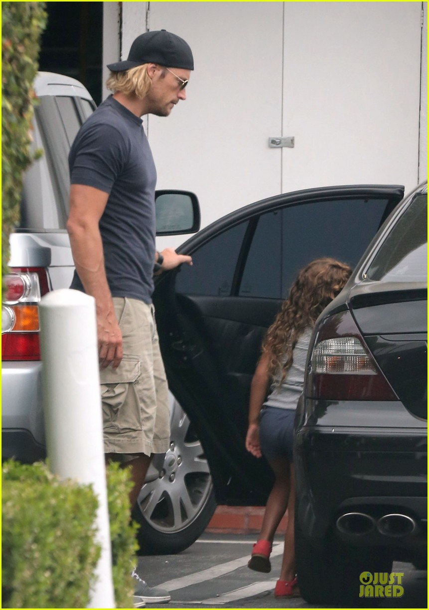 gabriel aubry nahla fred segal father daughter duo 04