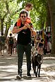 orlando bloom daddy day out with flynn 07
