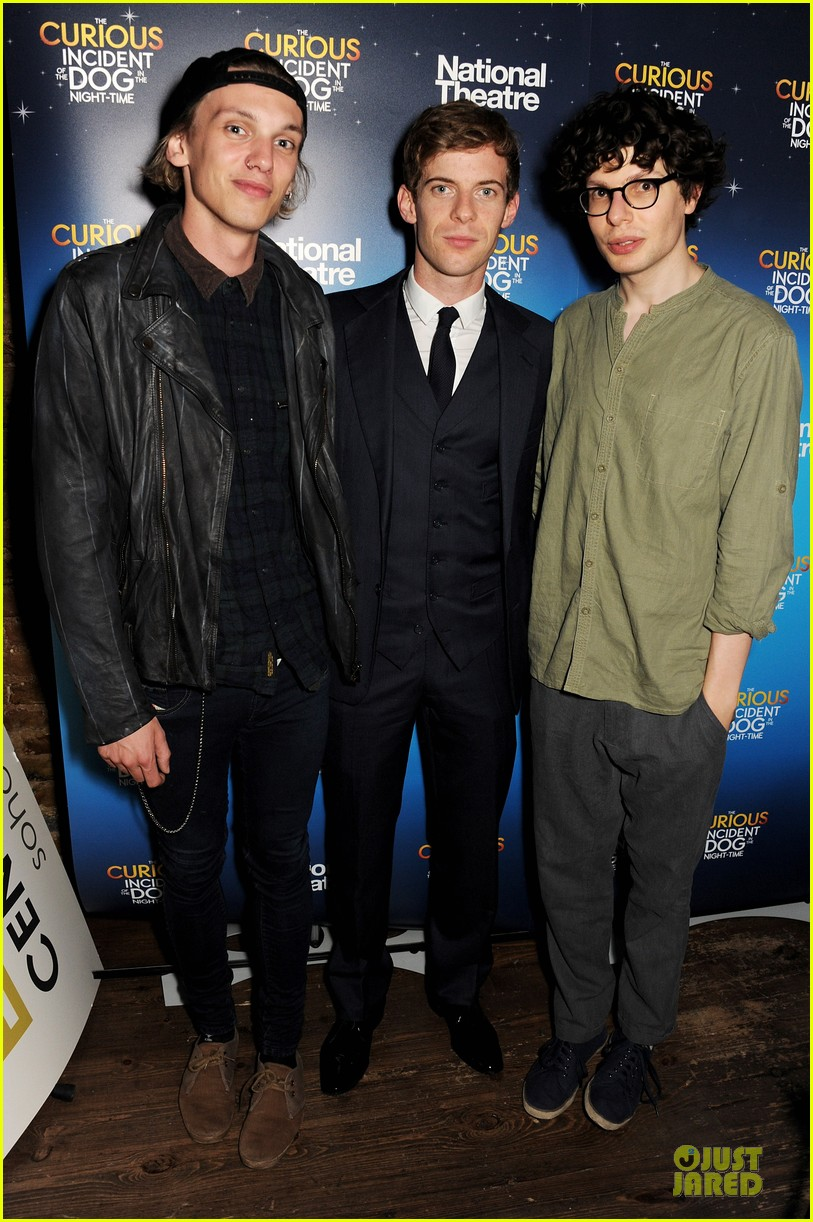 jamie campbell bower a curious night at the theatre after party 032902919