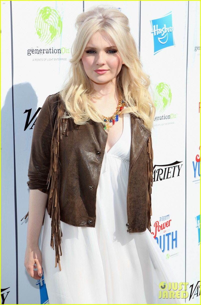 abigail breslin quvenzhane wallis power of youth 2013 142918222