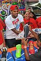chris brown pleads not guity to hit run charges 07