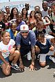chris brown walk everywhere in unity shoes event 17