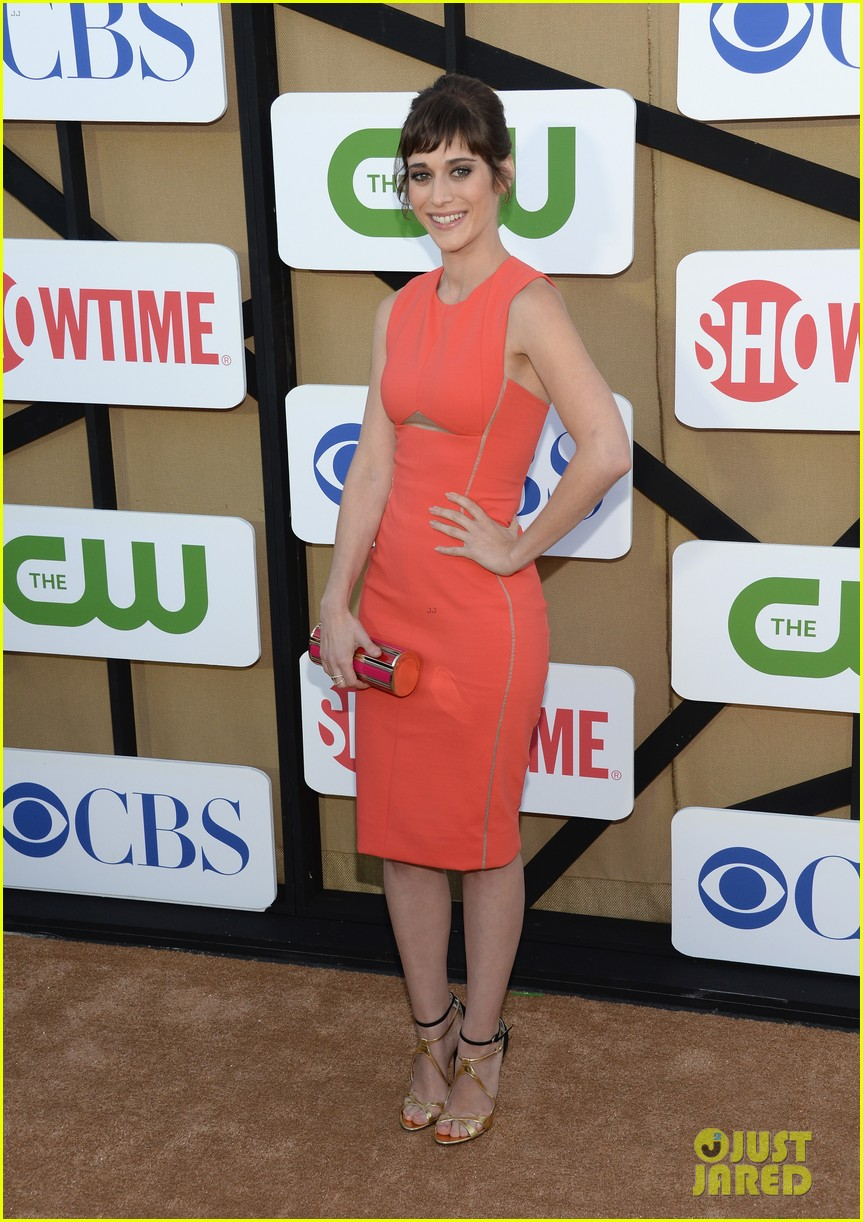 lizzy caplan michael sheen cws summer tca party 27