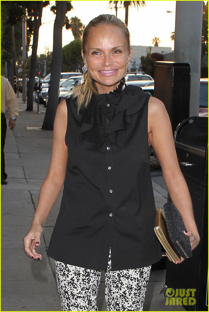 kristin chenoweth i saw grease ten times in the theater 02