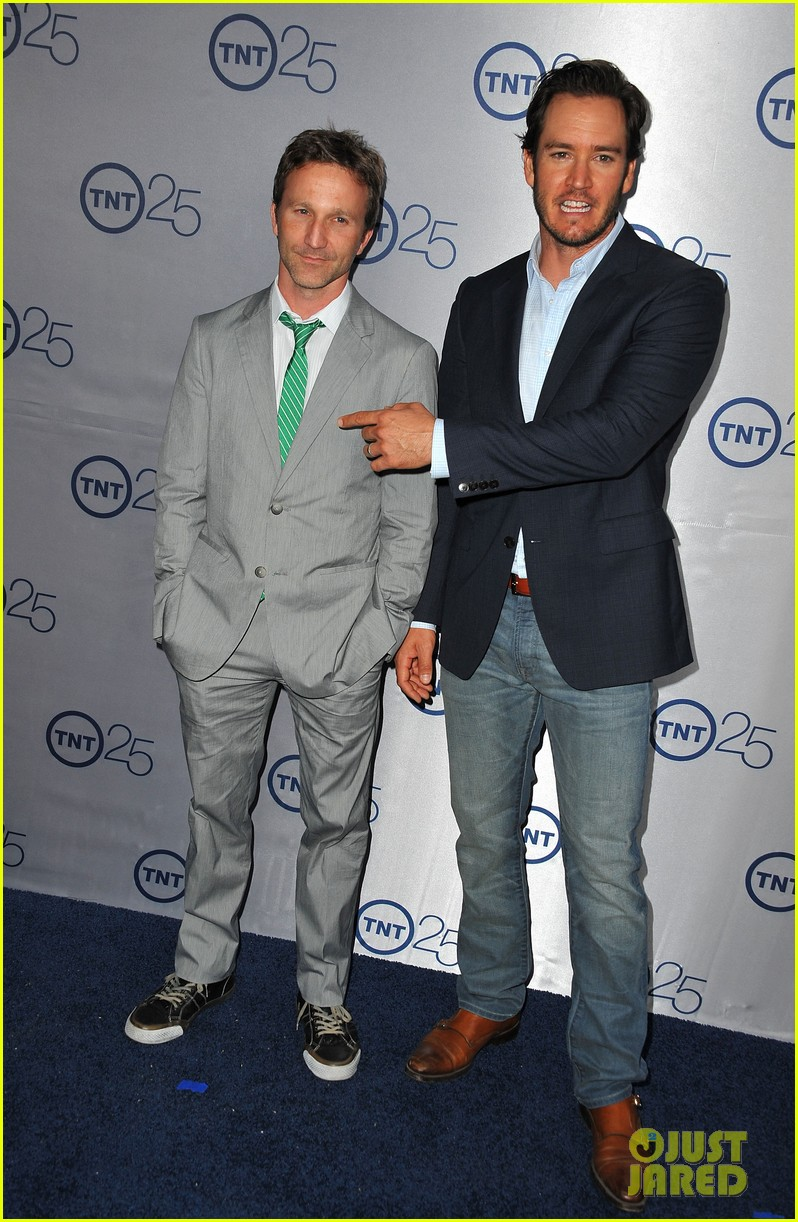 eric dane mark paul gosselaar tnt's 25th anniversary party 032916567
