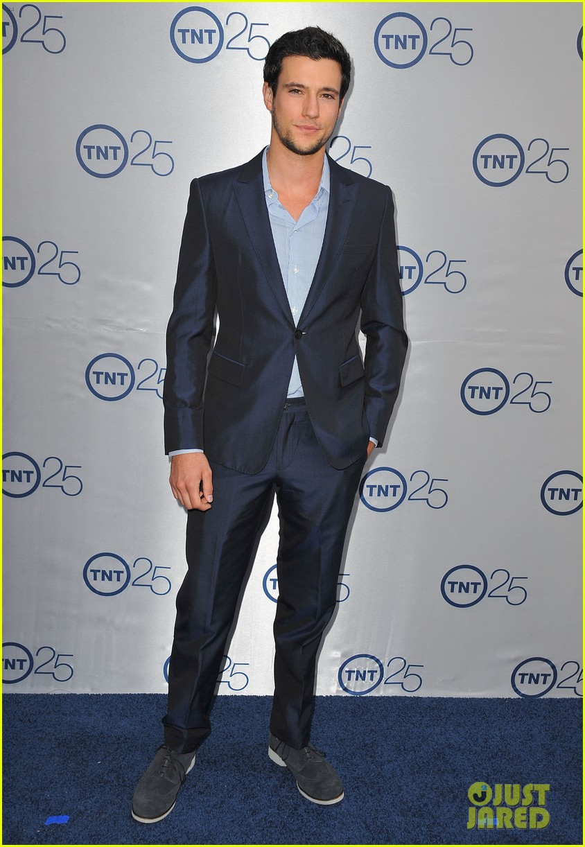eric dane mark paul gosselaar tnt's 25th anniversary party 05