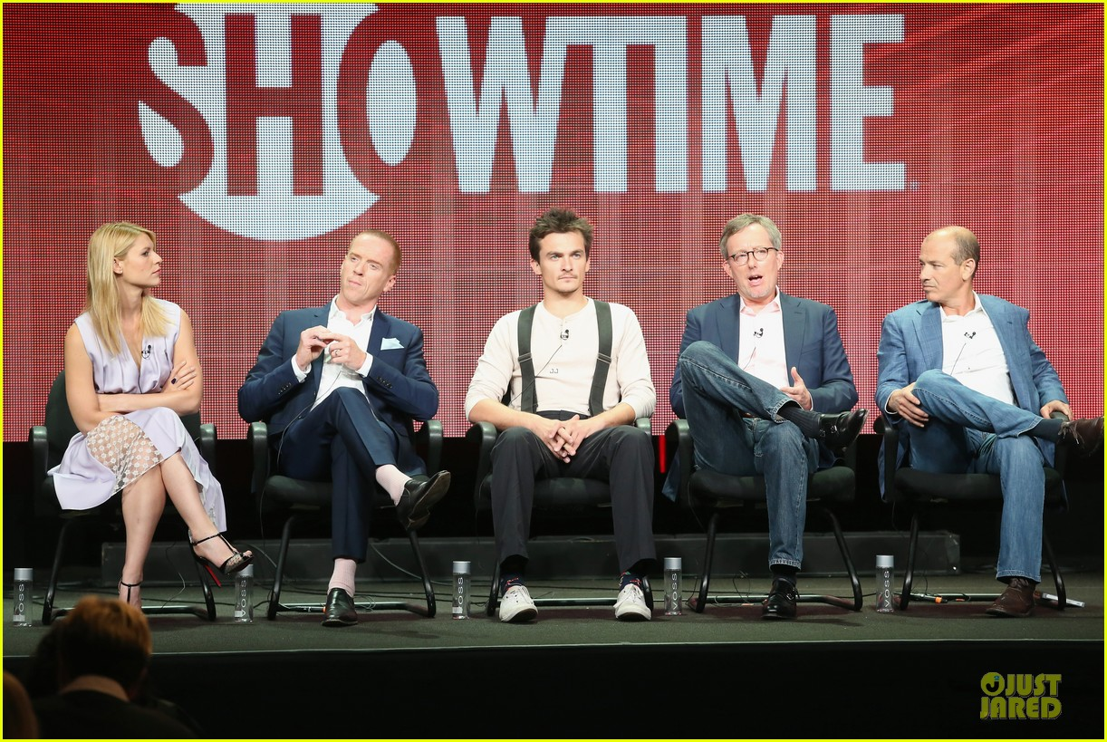 claire danes damian lewis homeland at showtime summer tca tour 10