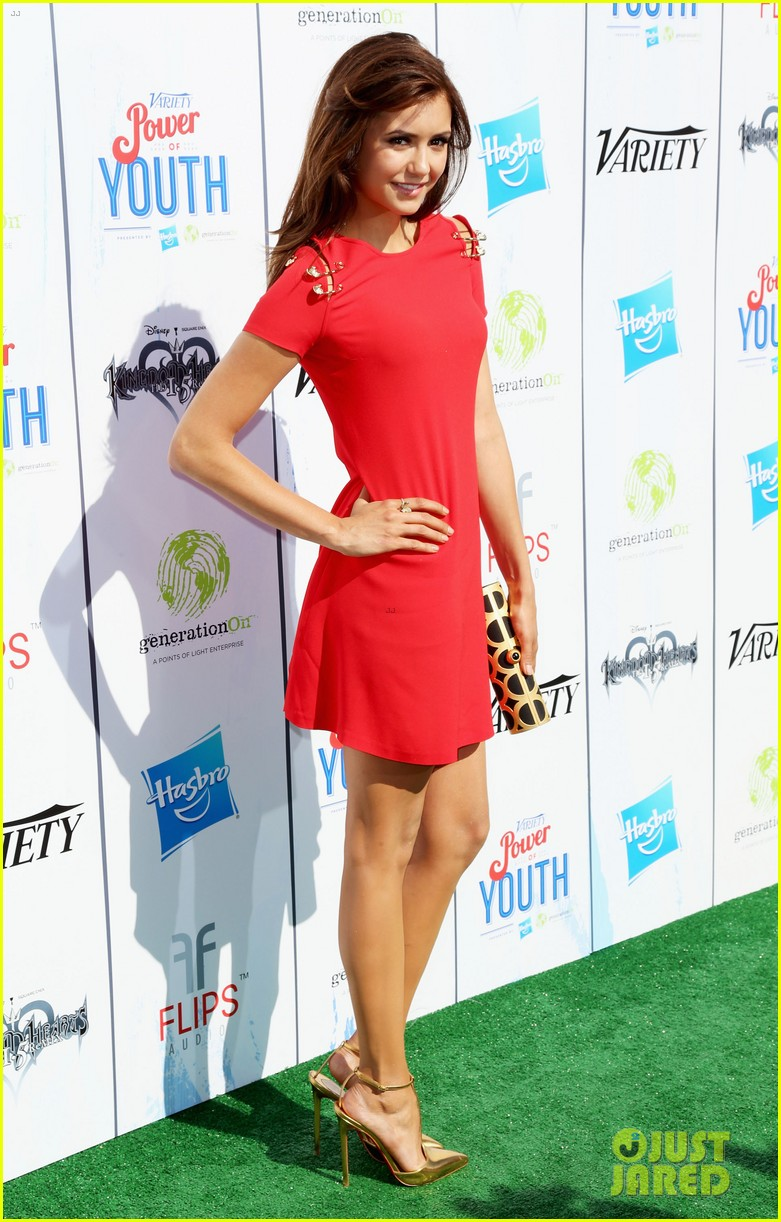 nina dobrev power of youth 2013 072918194
