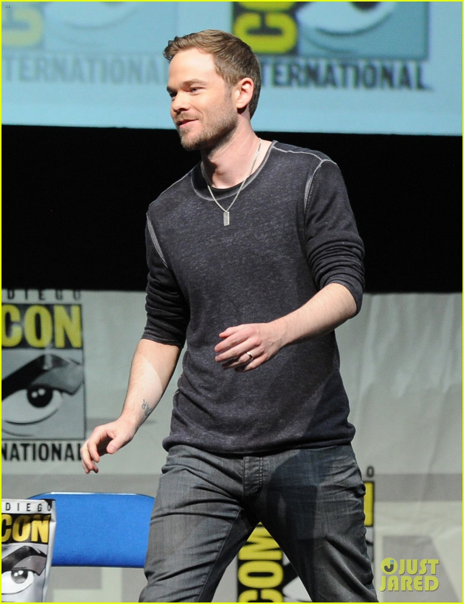 michael fassbender james mcavoy x men at comic con 14