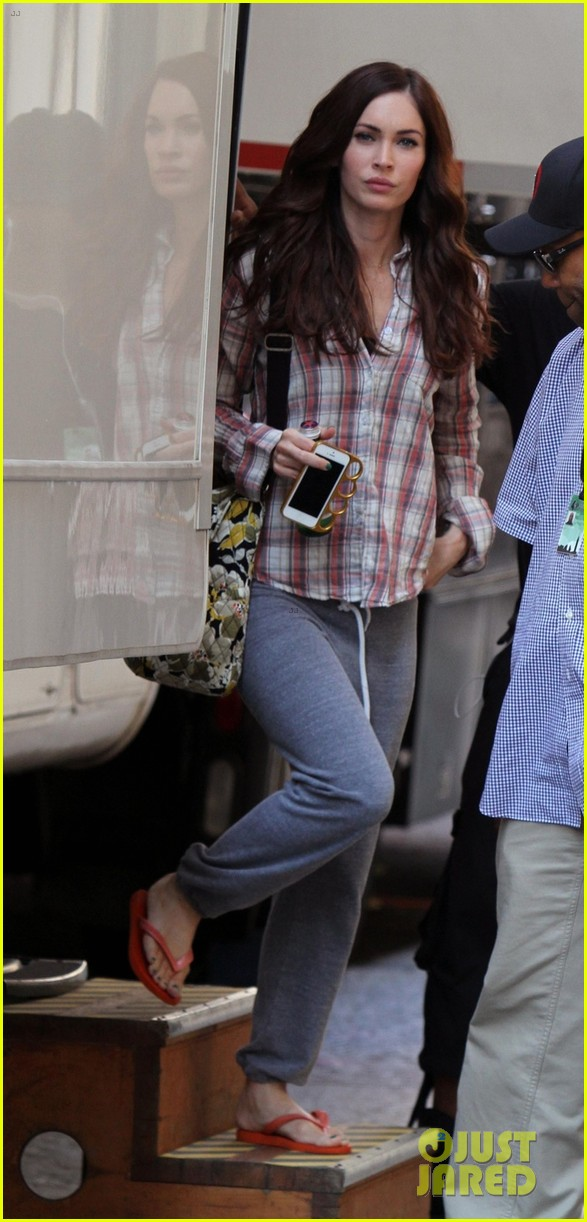 megan fox teenage mutant ninja turtles in tribeca 072911994