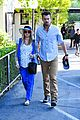 fergie josh duhamel go to church before baby shower day 05