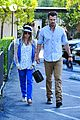 fergie josh duhamel go to church before baby shower day 06