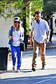 fergie josh duhamel go to church before baby shower day 11