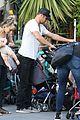 cam gigandet debuts baby rekker on family disney trip 42