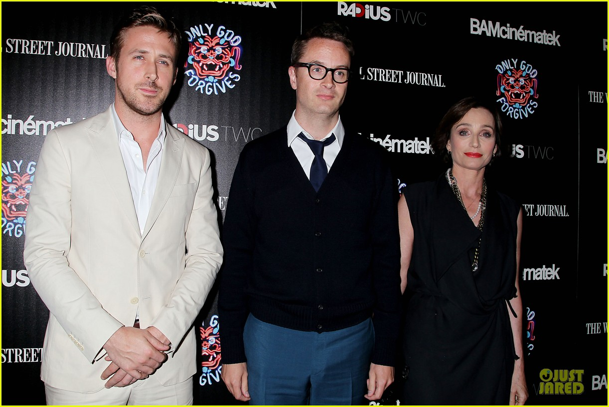 ryan gosling only god forgives nyc screening 09