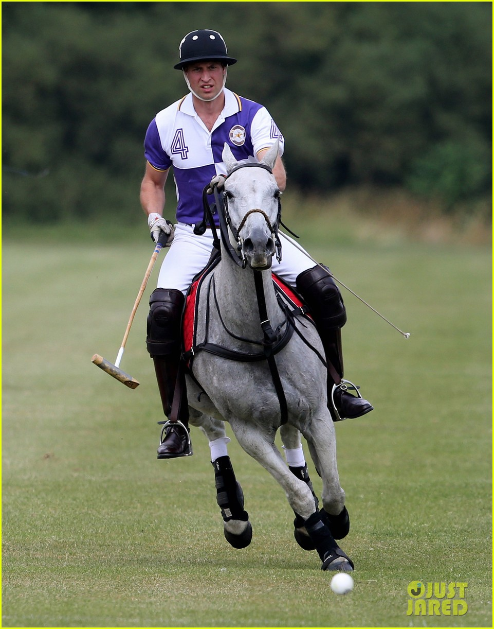 prince william harry jerudong trophy charity polo match 012909247
