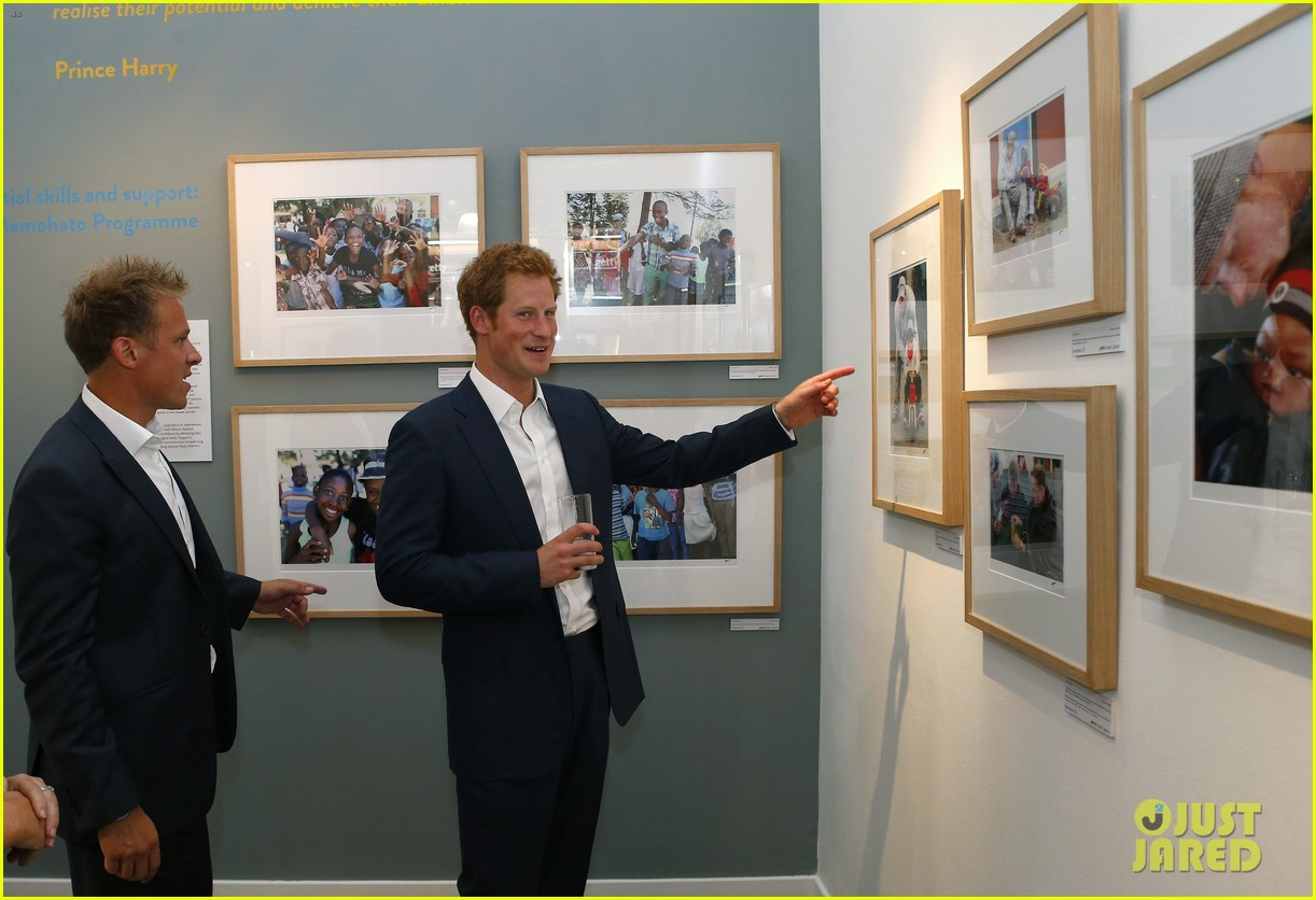 prince harry talks prince george his royal baby nephew 07