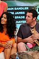 salma hayek adam sandler promote grown ups 2 on desperiata america 02