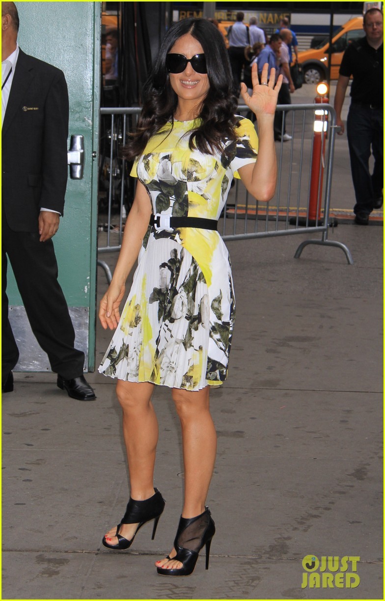 salma hayek i tried setting up adam sandlers mom 092907972