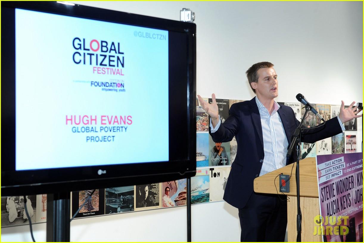 erin heatherton global citizen festival press conference 2013 09