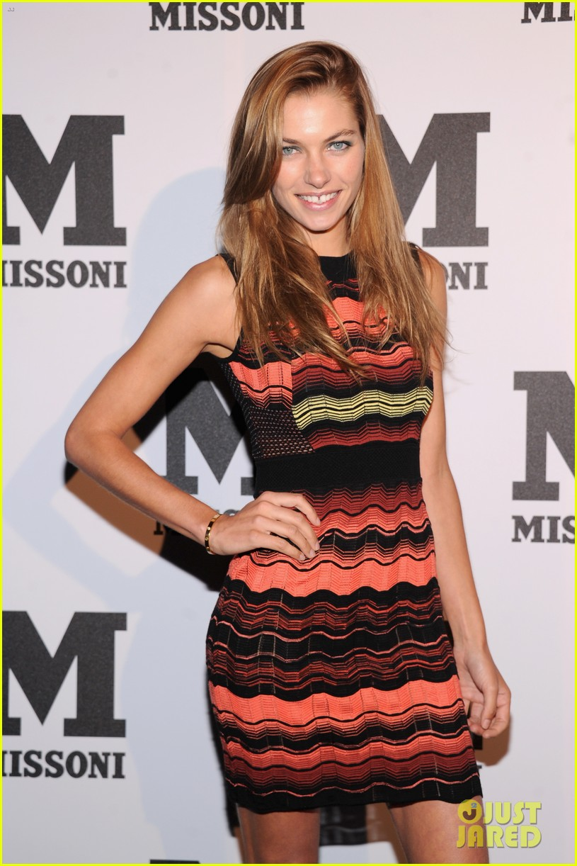 erin heatherton chloe bridges m missoni is for music event 20