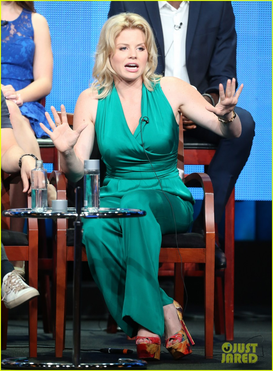 megan hilty sean hayes nbc summer tca panel 25