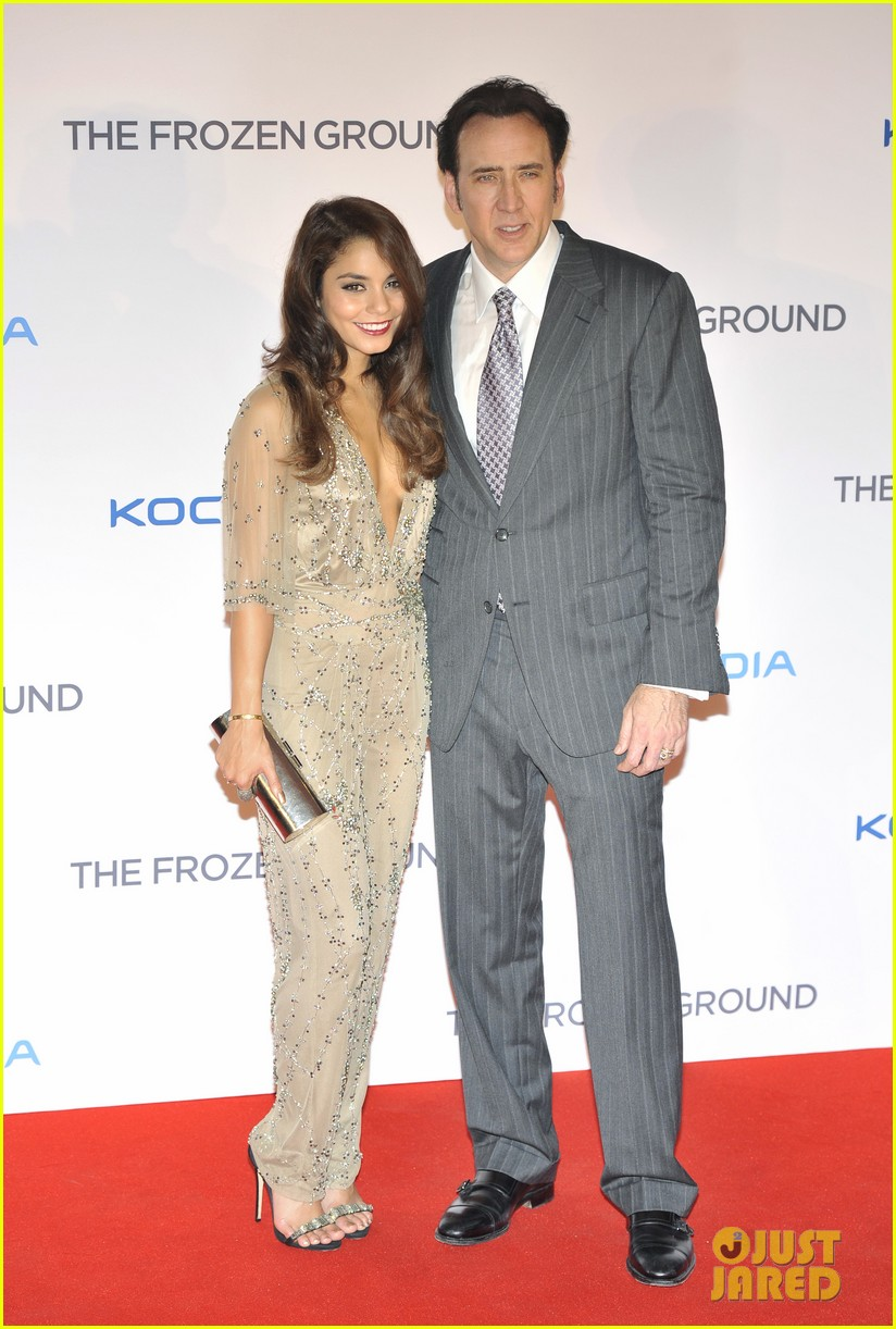 vanessa hudgens frozen ground uk premiere 102910937