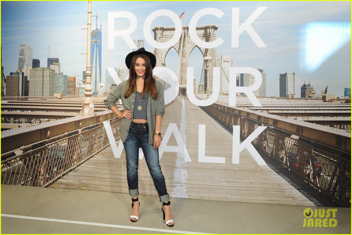 vanessa hudgens ae rock your walk launch austin butler 062920883