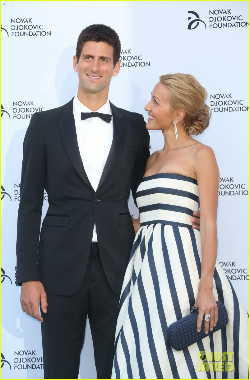 kate hudson novak djokovic foundation london gala 04