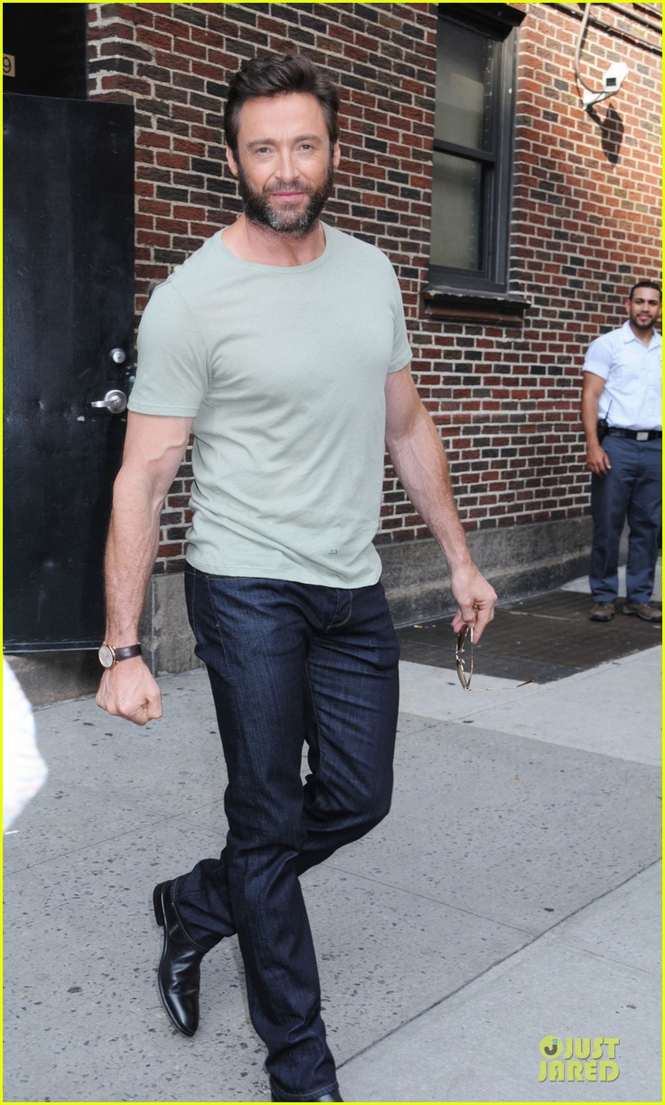 hugh jackman wolverine fan screening 052915425