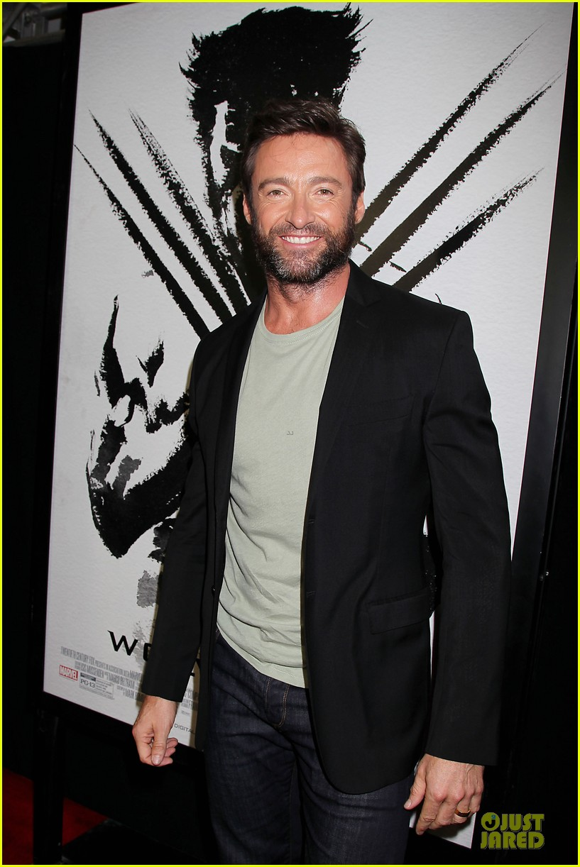 hugh jackman wolverine fan screening 08