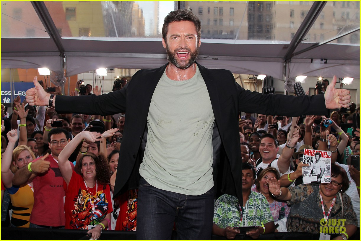 hugh jackman wolverine fan screening 10